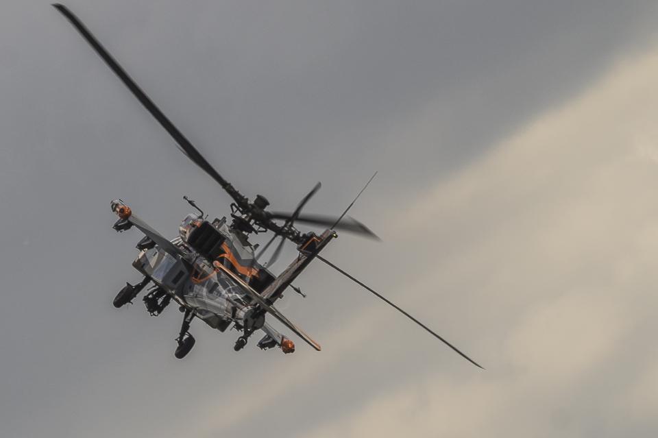 Radom Airshow Apache 2013