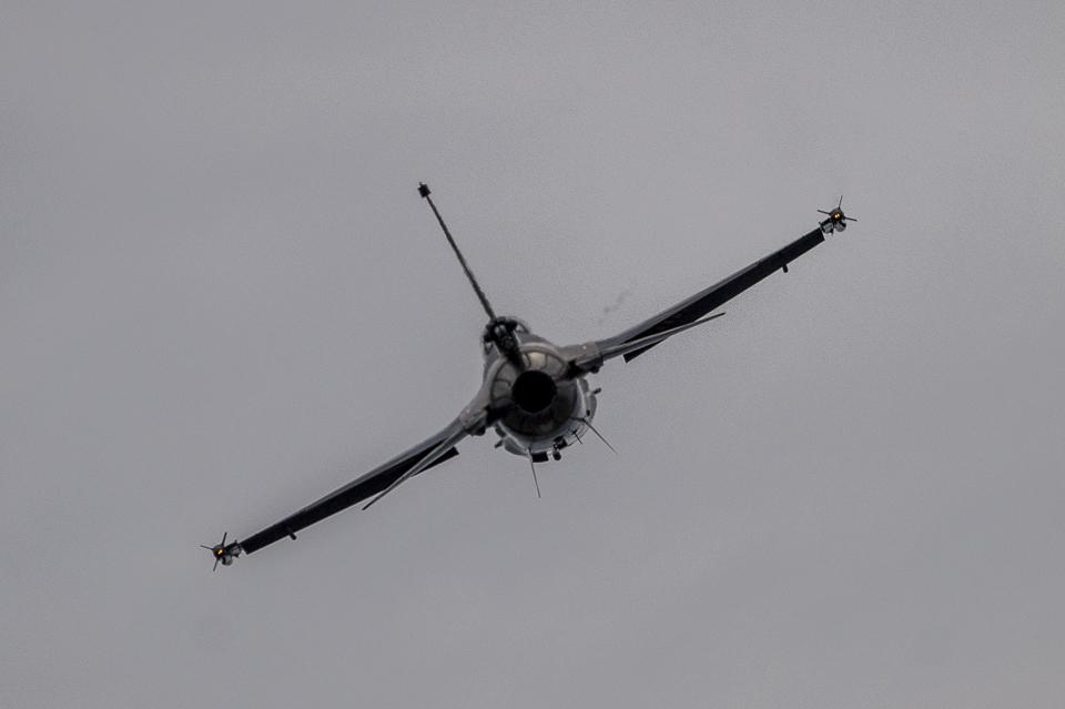 Radom Airshow F-16 2013