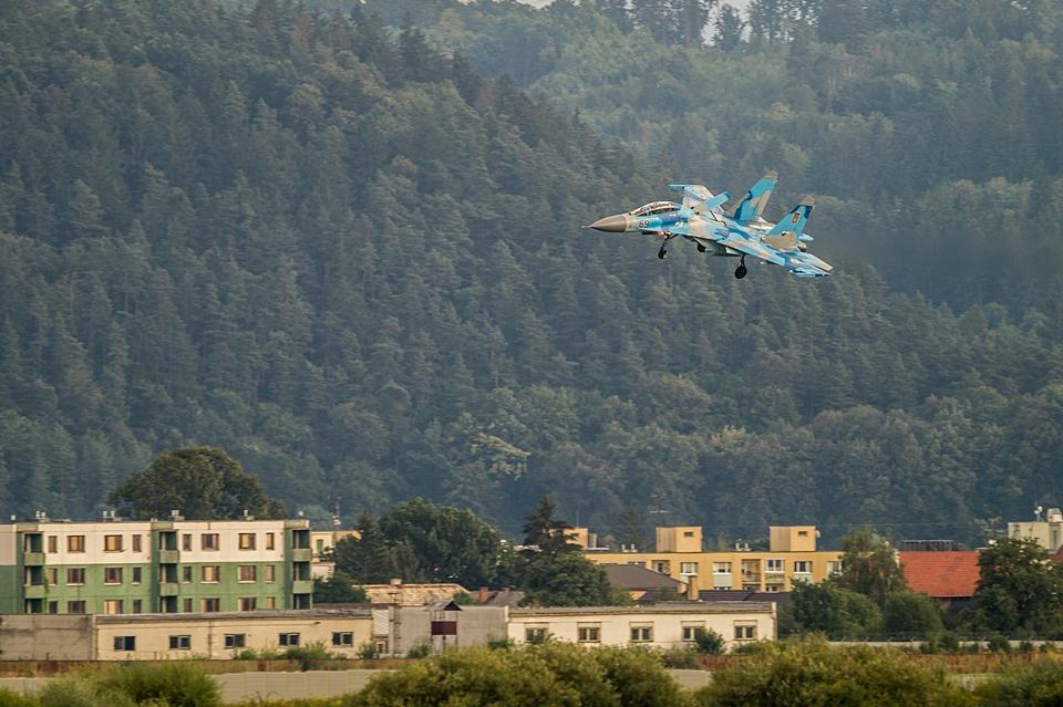Su-27 SIAF 2013