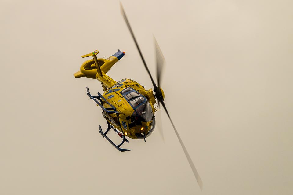 Eurocopter 135 NATO Days 2013 zdjęcia