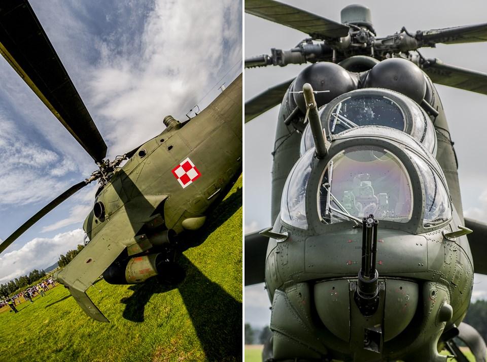Mi-24 Hind w Nowym Targu