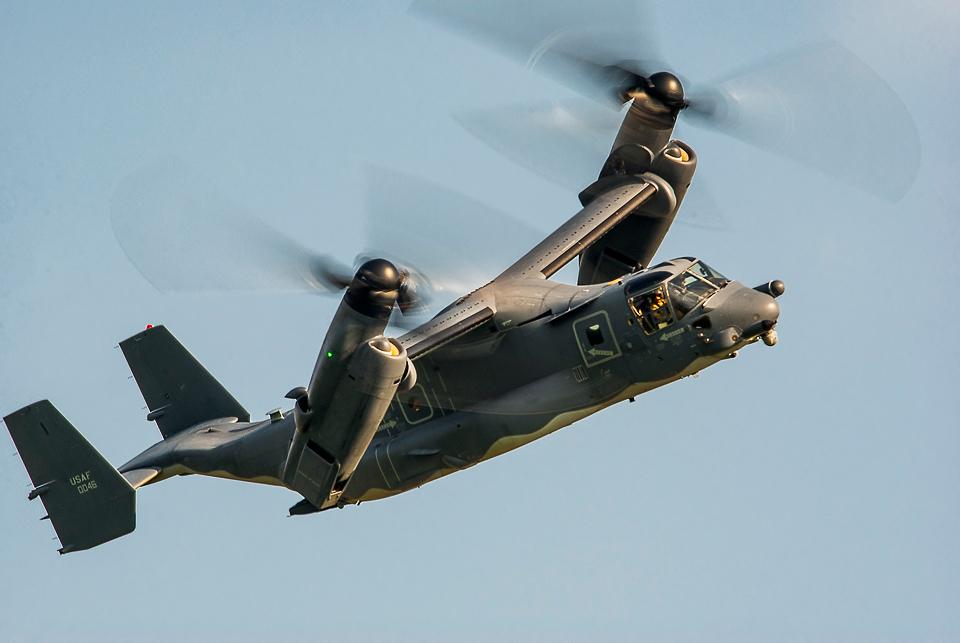 Osprey NATO Days 2014