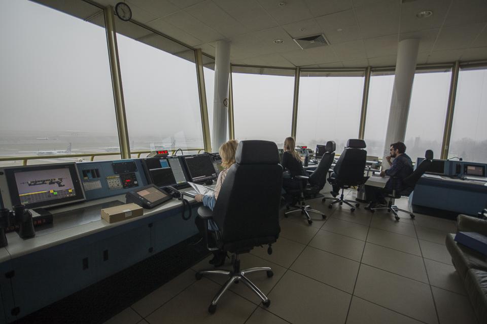 Balice - wieża, EPKK Tower