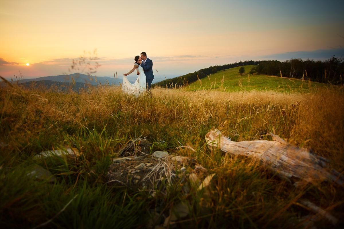 Plener w górac, Plener Brenna, Fotograf z gór