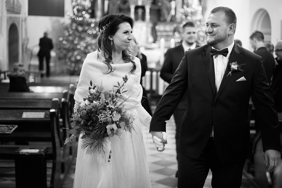 Ślub w Pszczynie
