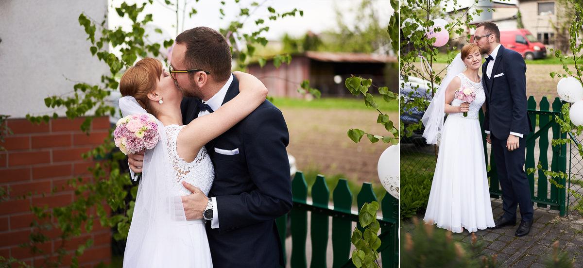 Młoda Para, Ślub Pszczyna