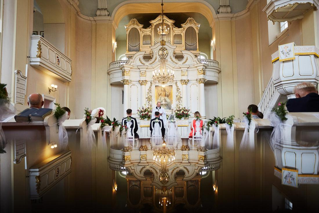 ślub w kościele ewangelickim