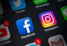 فايسبوك و انستغرام