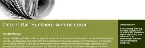 Ralf-Sunberg-blogg