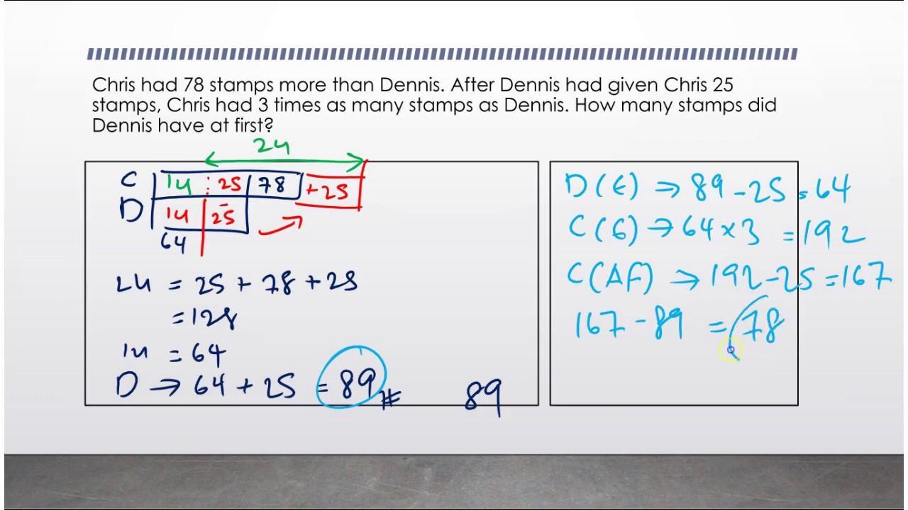 Singapore Math Worksheets Grade 7   Math Worksheets