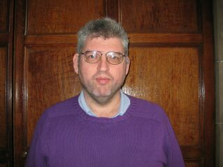 photo of Shmuel Weinberger