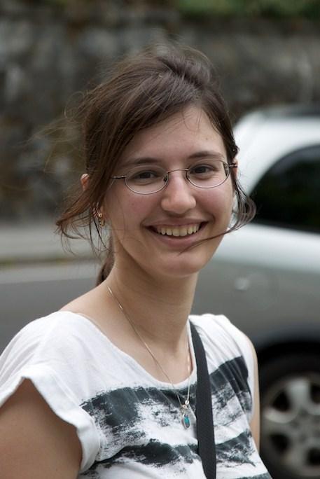 photo of Inna Zakharevich