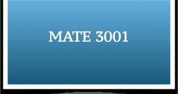 College Math banner