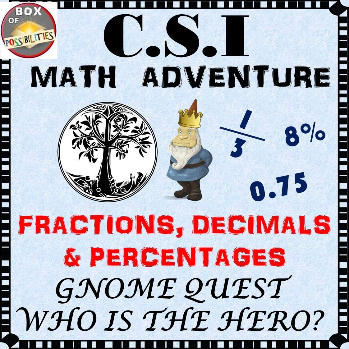C S I Math And Math Mystery Activities