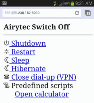 How To Remotely ShutDown Computer Or Pc From AnyWhere Using Android Or Any Phone