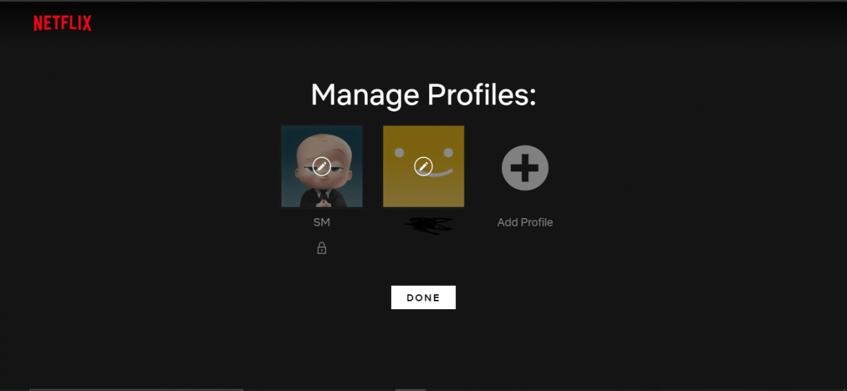 How To Set Up Pin On Netflix Profile