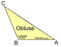 Two sides are equal, and two angles are equal in measurement. Types of Triangles - MathBitsNotebook (Geo - CCSS Math)