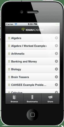 Khan App