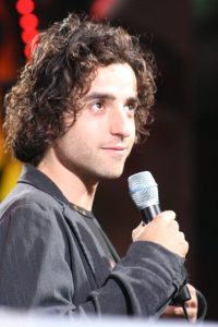 David Krumholtz (plays Charlie Eppes in Numb3rs)