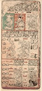 The Dresden Codex Page Nine