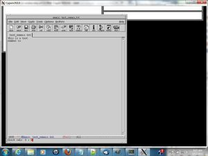 GNU Emacs Quick Calc Step Two Screenshot