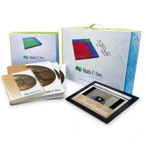 PreAlgebra Universal Set – Canadian Edition