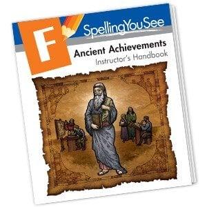 F-Ancient Achievements Instructor's Handbook