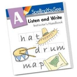 A-Listen and Write Instructor's Handbook