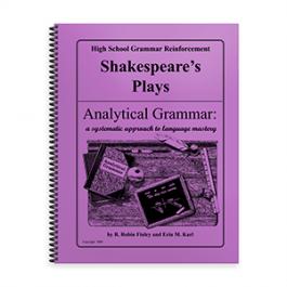 High School Reinforcement Shakespeare's Plays