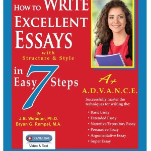 How to Write Excellent Essays in 7 Easy Steps