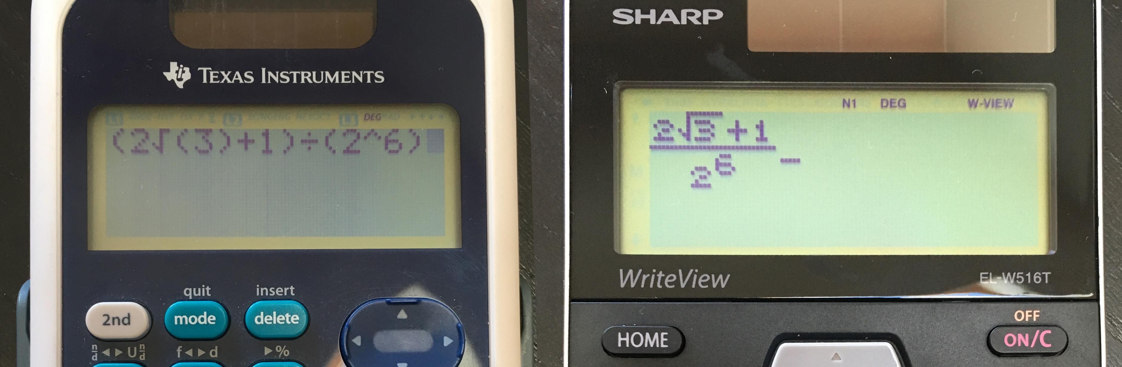 How To Solve Quadratic Equation Using Sharp Calculator