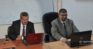 Faculty of Computer Science and Mathematics holds a workshop entitled Graduate Studies in Iraq Reality and Ambition
