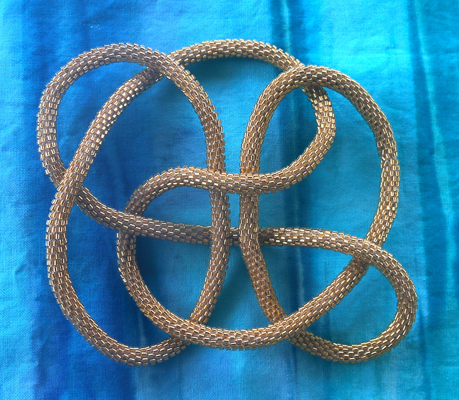 Conway Knot by Susan Goldstine