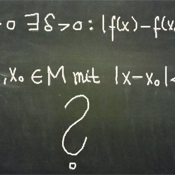 Die wichtigsten mathematischen Symbole für dein erstes Studiensemester