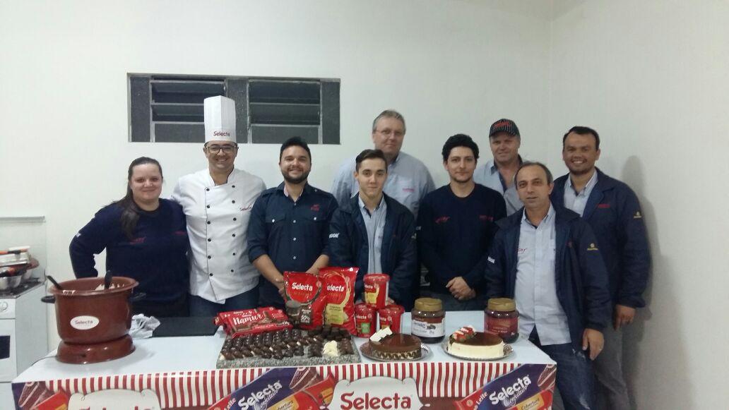 Café Show com equipe Mathesch