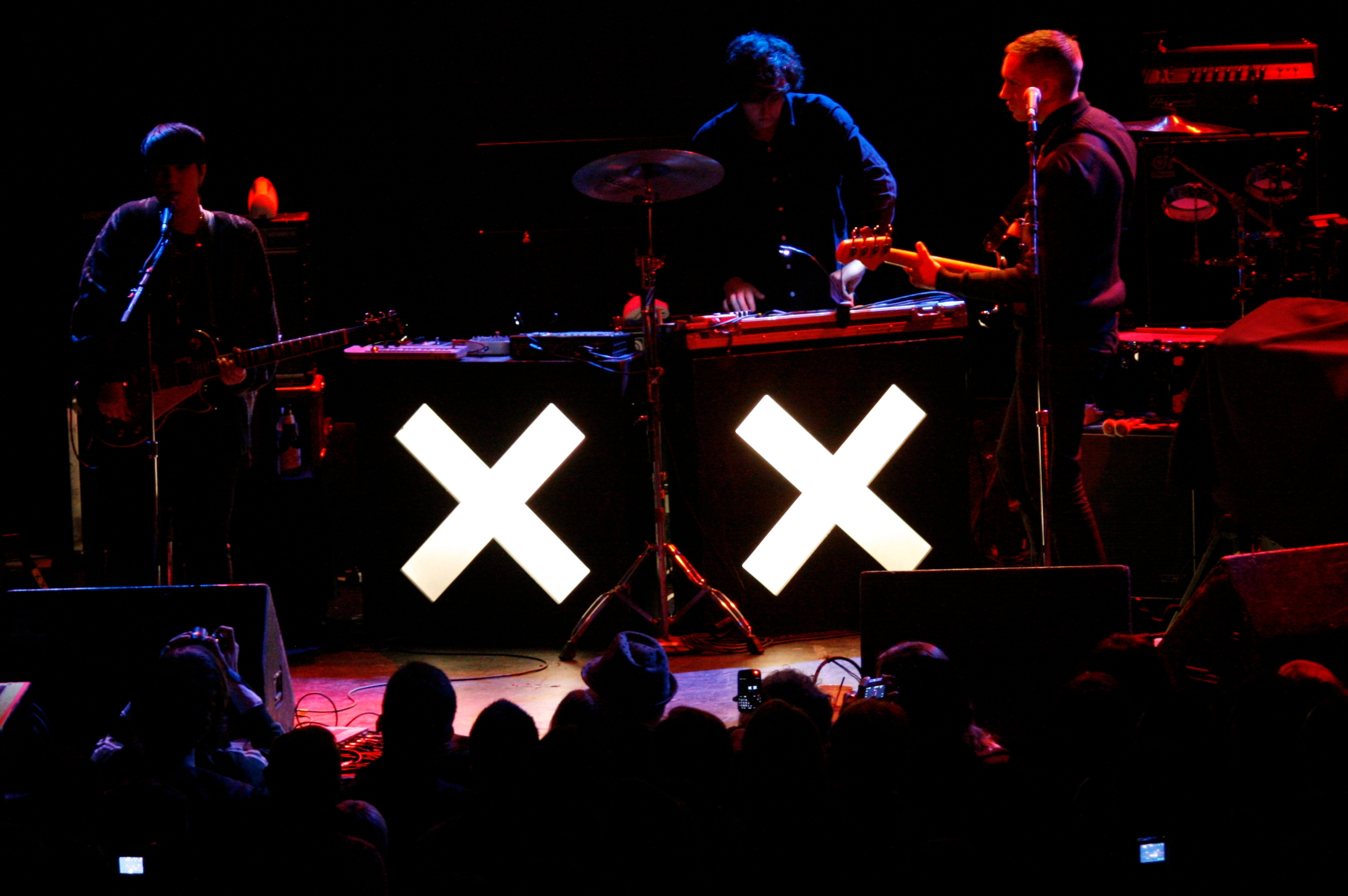 The xx band