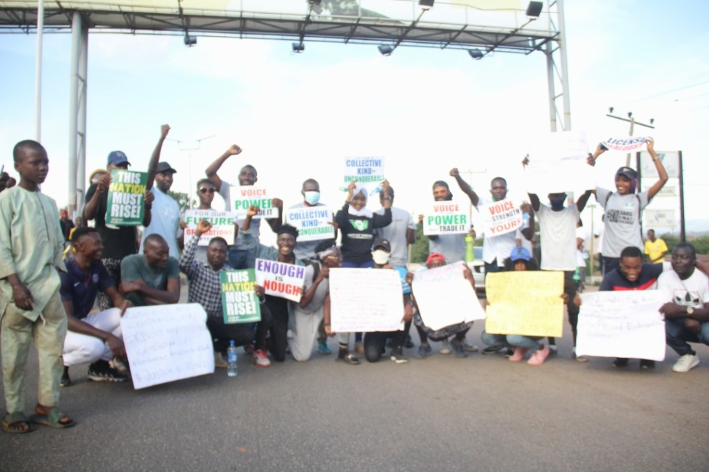 Jos End Sars Protest