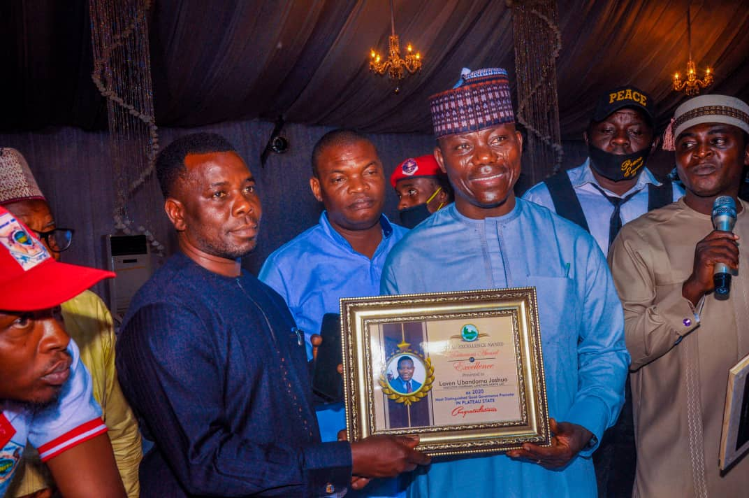 Plateau Excellence Award Bello Lukman's Book launch (16)