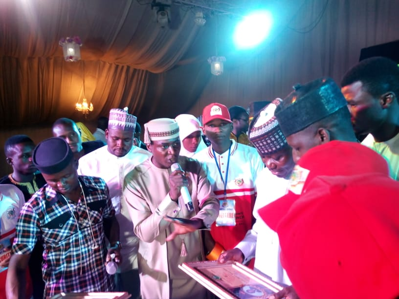 Plateau Excellence Award Bello Lukman's Book launch (2)
