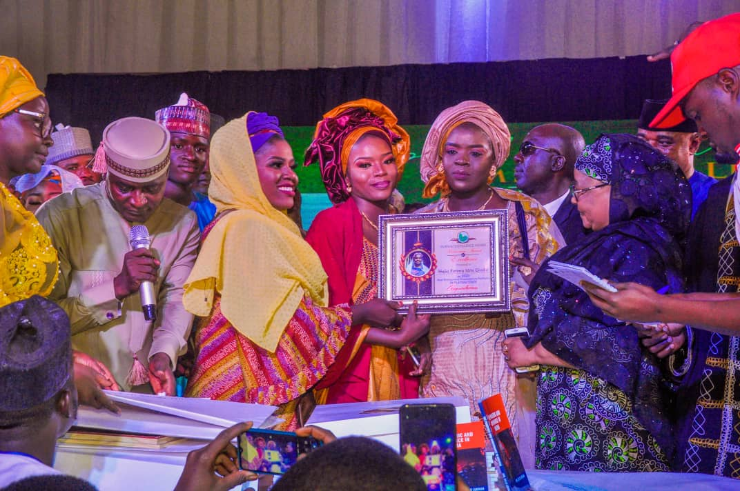 Plateau Excellence Award Bello Lukman's Book launch (26)
