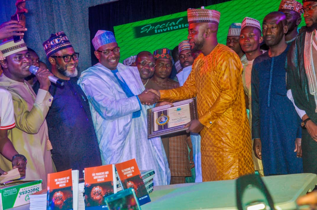 Plateau Excellence Award Bello Lukman's Book launch (27)