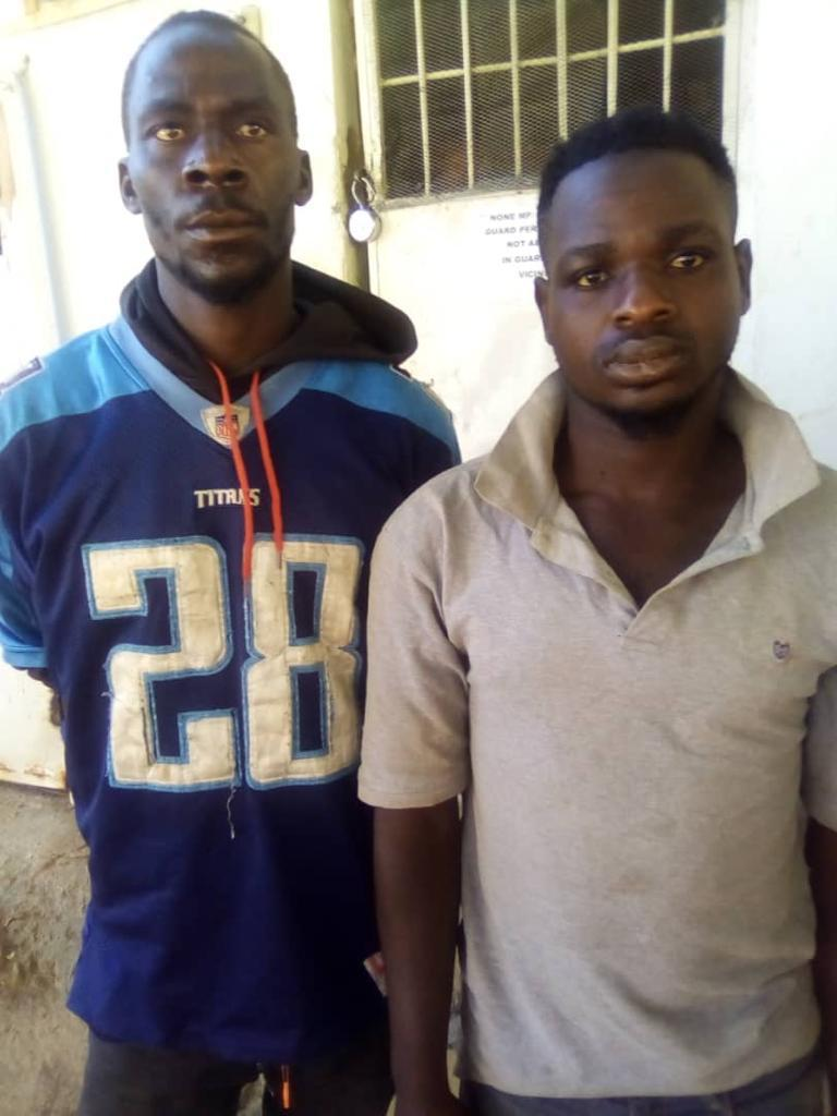 Plateau Kidnaping Gang Arrested with Military Uniforms in Kanam Local Government (3)