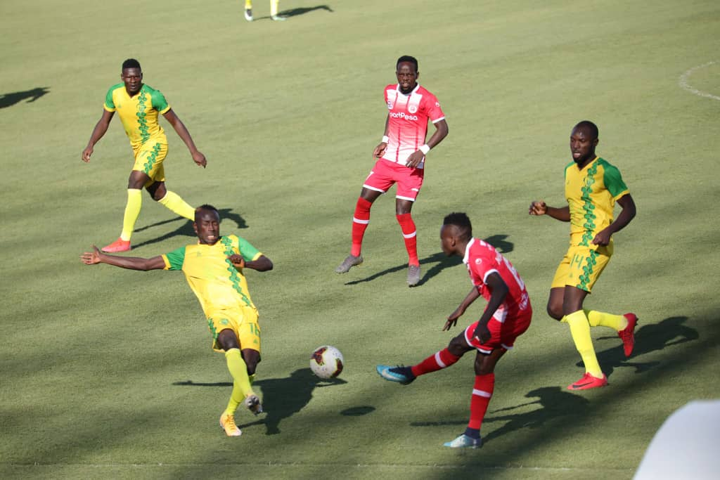 Plateau United slip at home against visiting Simba SC of Tanzania in CAF Champions League Prelim (4)