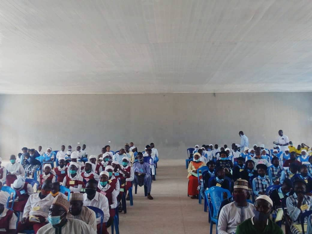 Institute of Governance and Social Research TRAINS 1,960 SECONDARY SCHOOL STUDENTS AND TEACHERS IN PLATEAU (1)
