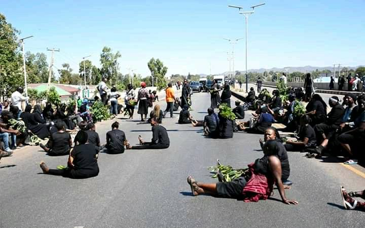 Plateau Workers Protest in Jos (3)