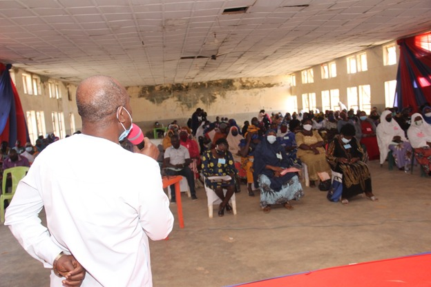 IGSR Organises Basic Business Training for 120Participants in Plateau (4)