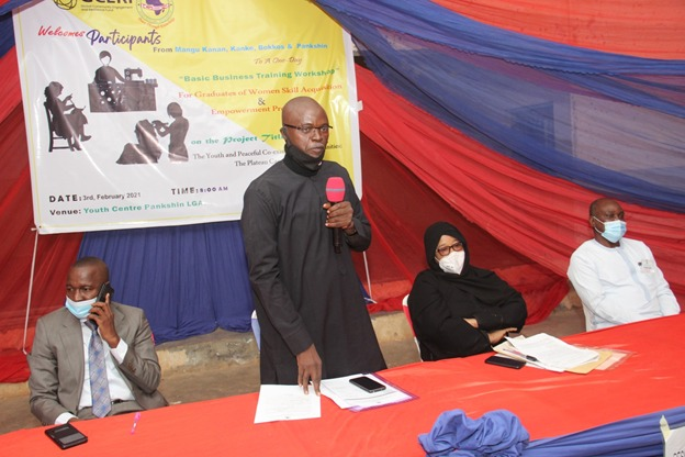 IGSR Organises Basic Business Training for 120Participants in Plateau (5)