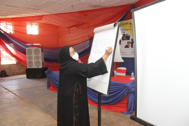 IGSR Organises Basic Business Training for 120Participants in Plateau (9)