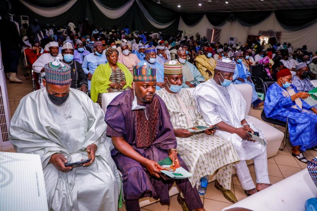 GOVERNOR LALONG DELIVERS 11TH AREWA LECTURE, CANVASSES FOR REDUCTION IN COST OF GOVERNANCE TO FUND DEVELOPMENT (1)