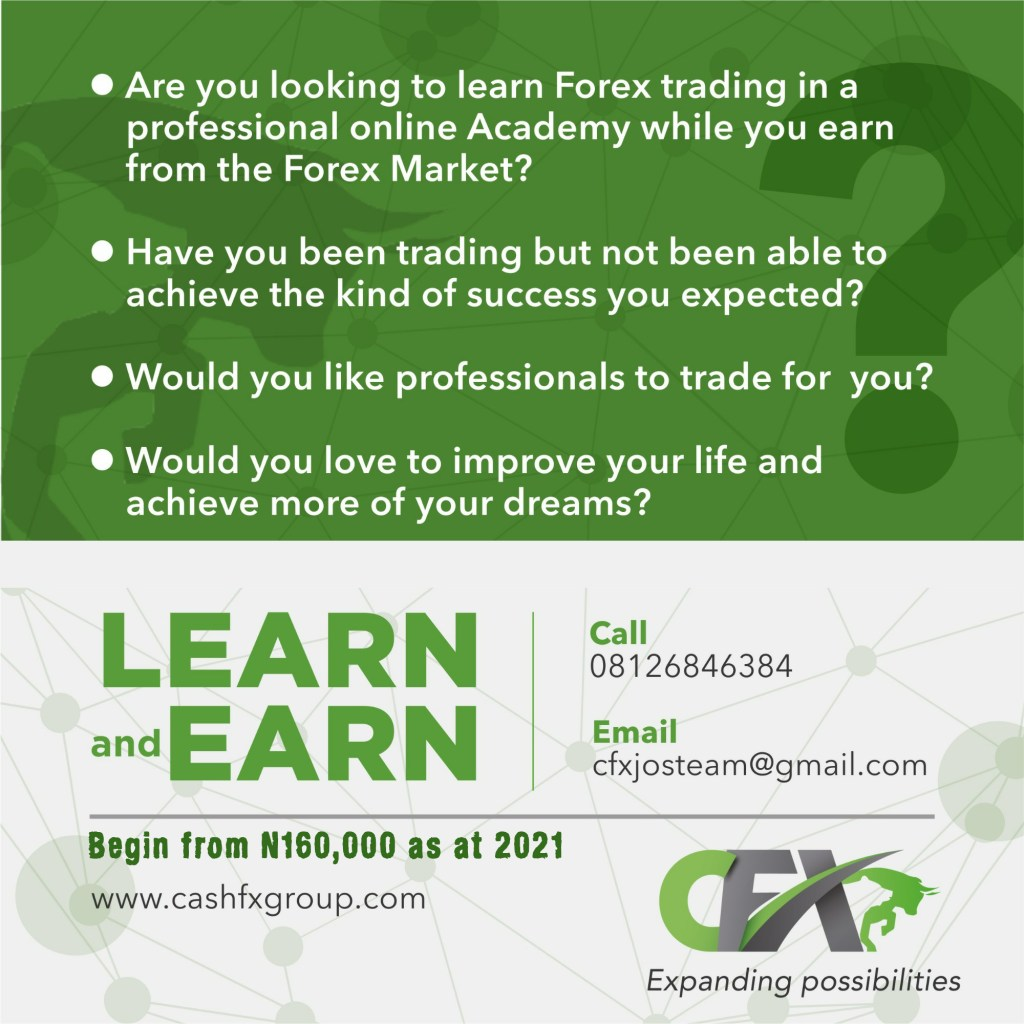 Improve Your Life! Learn and Earn With CashFX 2